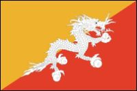 Bhutan National Flag