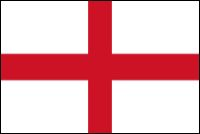 England National Flag