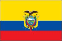 Ecuador National Flag