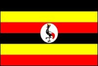 Uganda National Flag